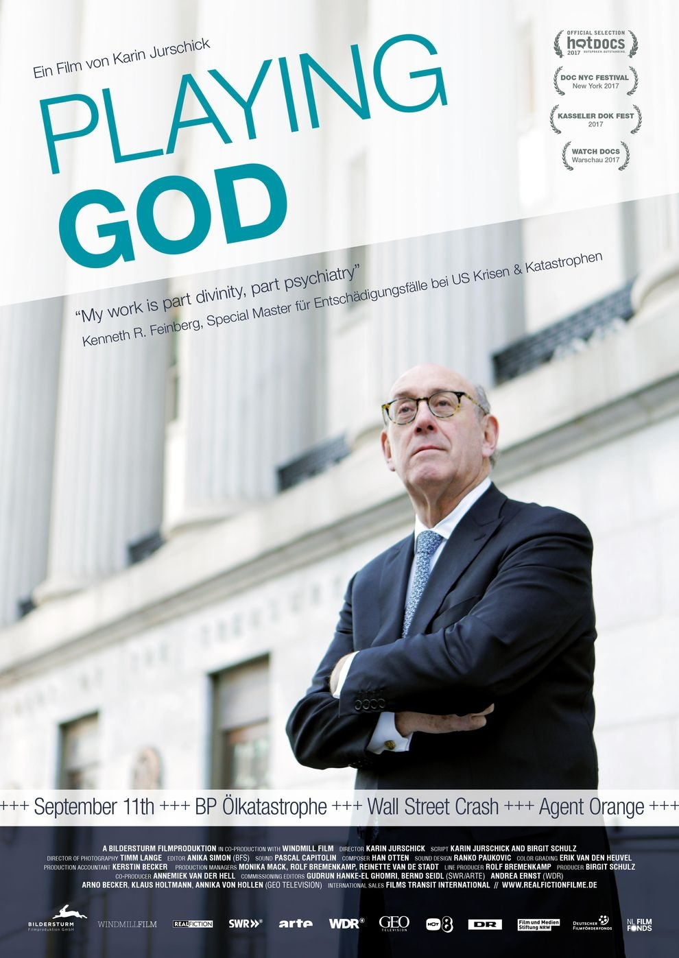 Playing God (Poster)