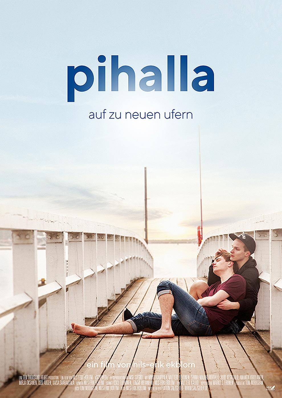 Pihalla - Auf zu neuen Ufern (Poster)