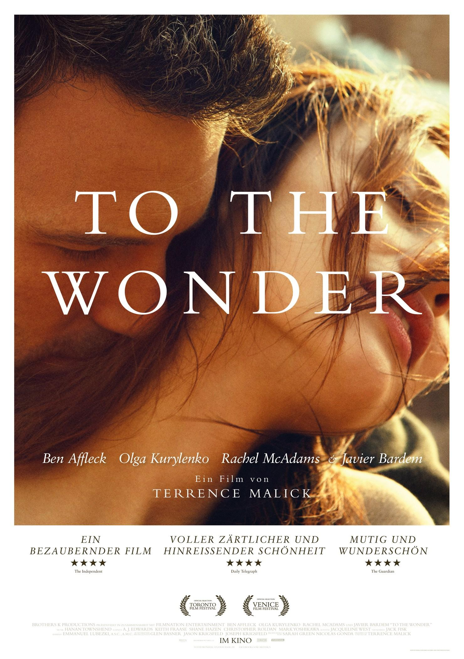 To the Wonder (Poster)