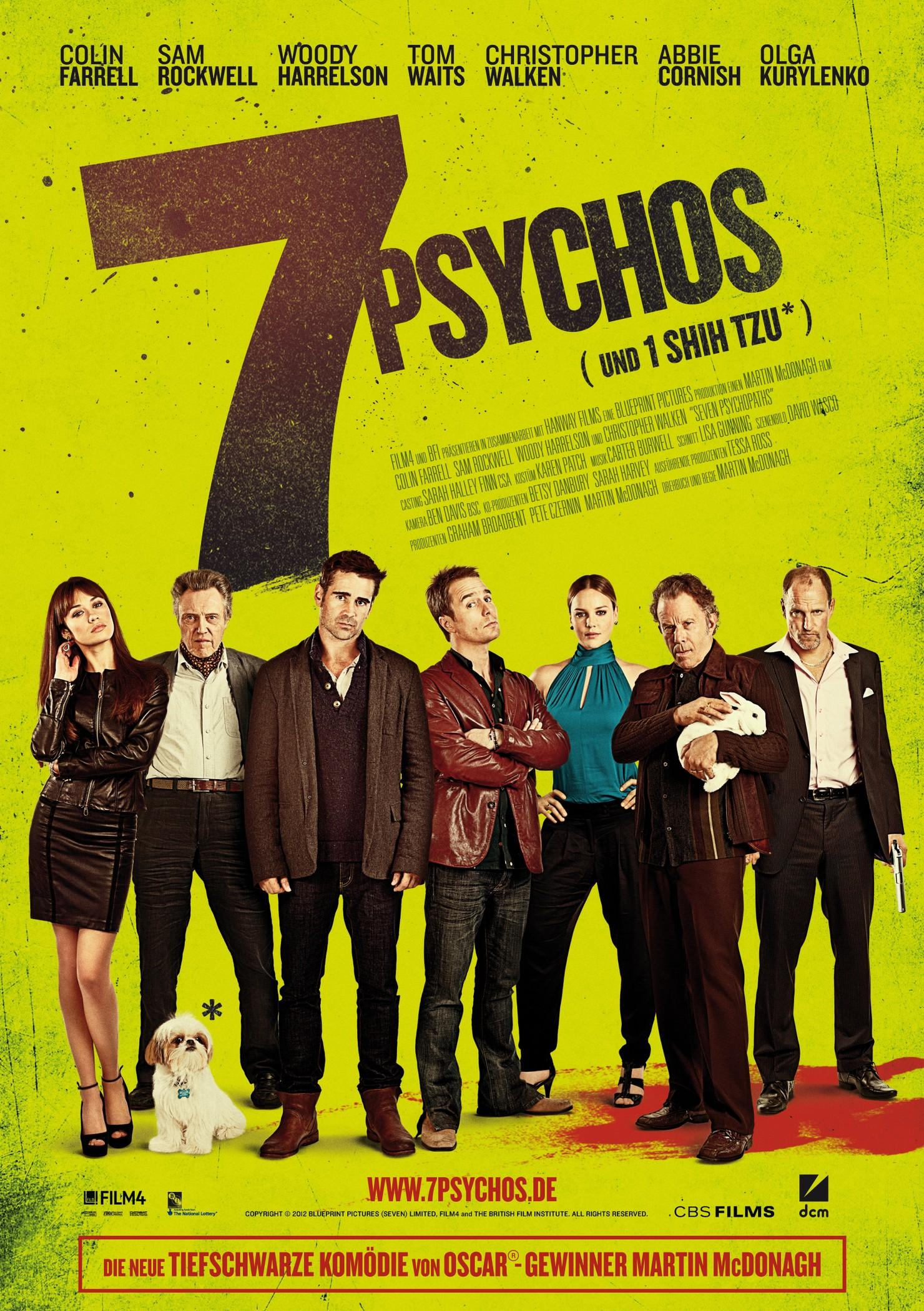 7 Psychos (Poster)