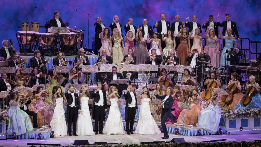 André Rieu Maastricht Konzert 2018 Amore My Tribute To Love