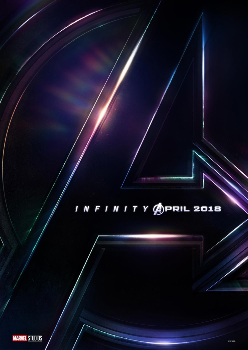 Avengers: Infinity War (Poster)