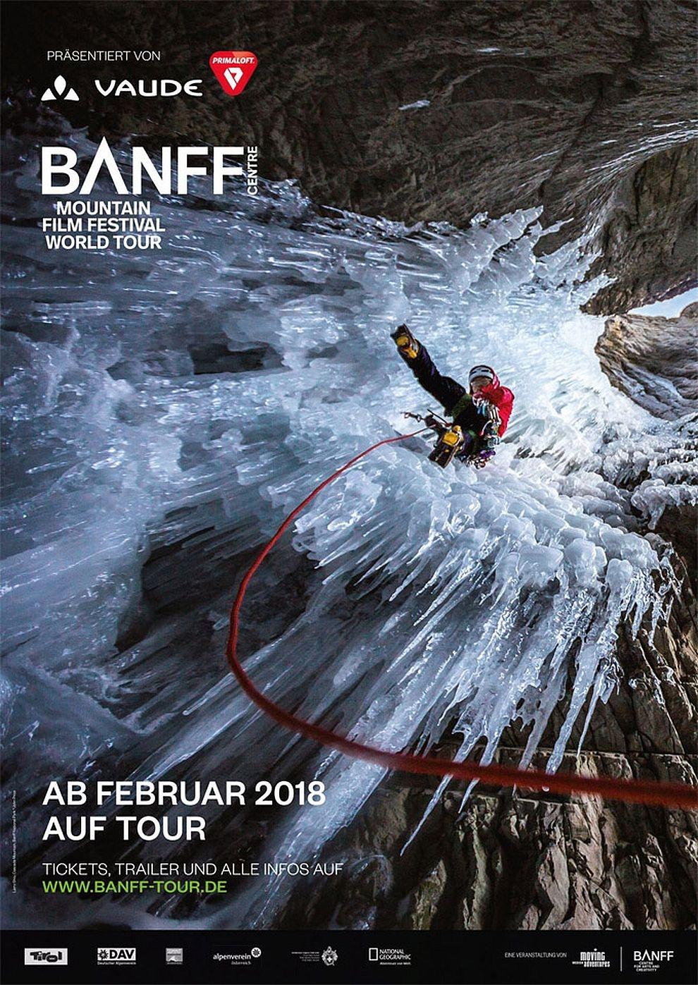 Banff Mountain Film Festival 2018 (Poster)