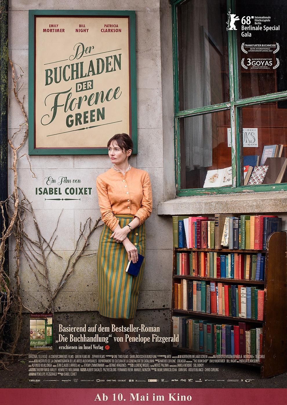 Der Buchladen der Florence Green (Poster)