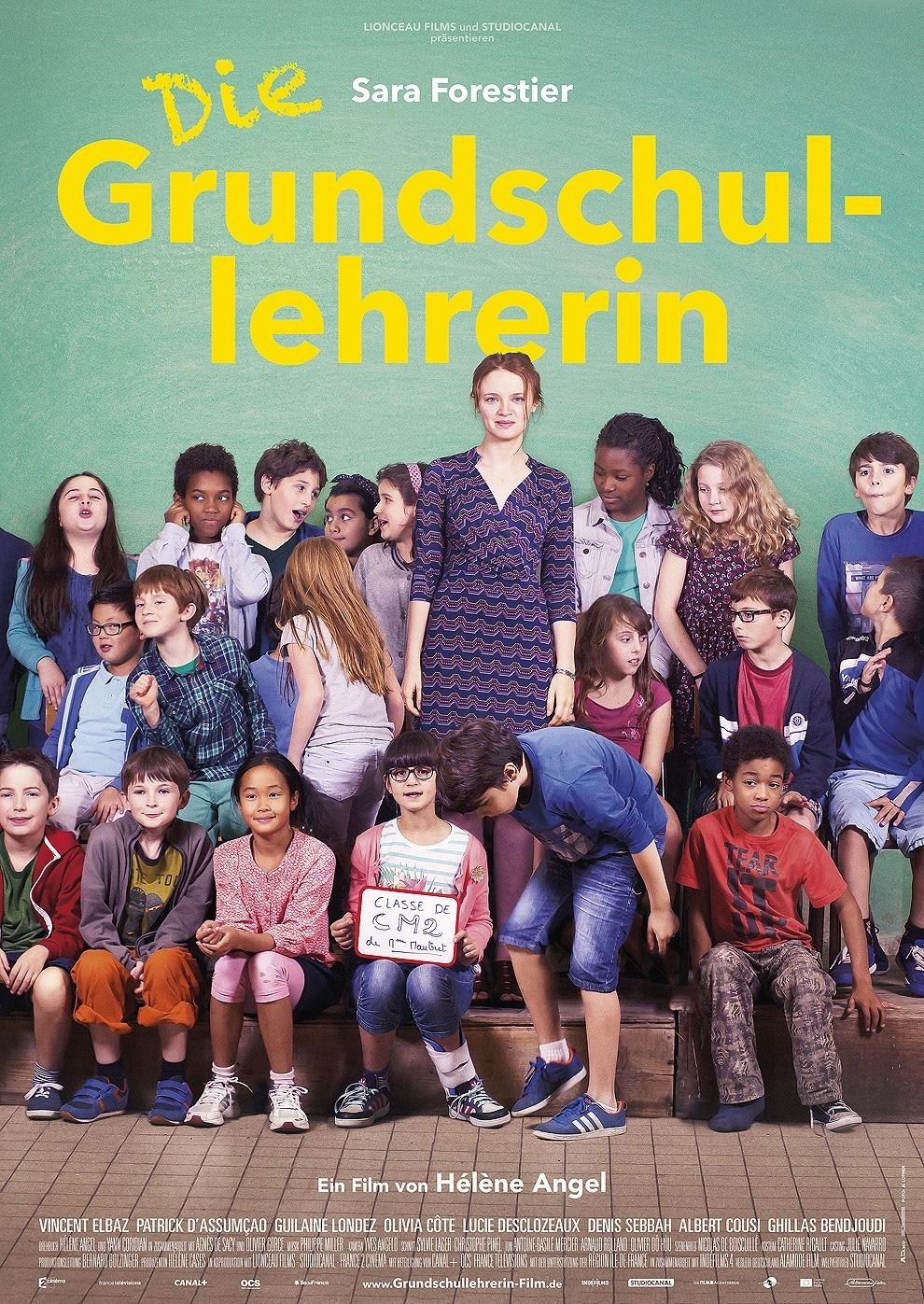 Die Grundschullehrerin (Poster)
