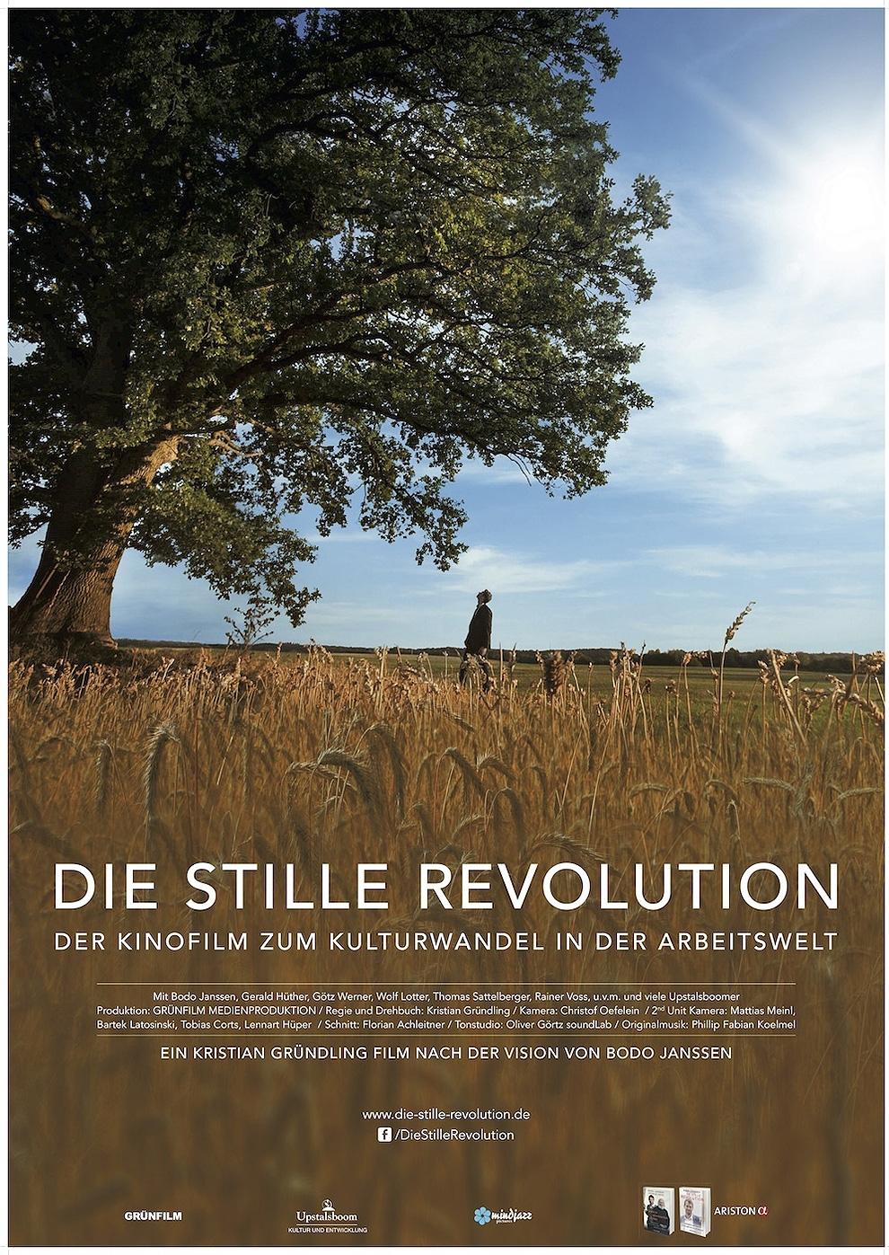 Die stille Revolution (Poster)