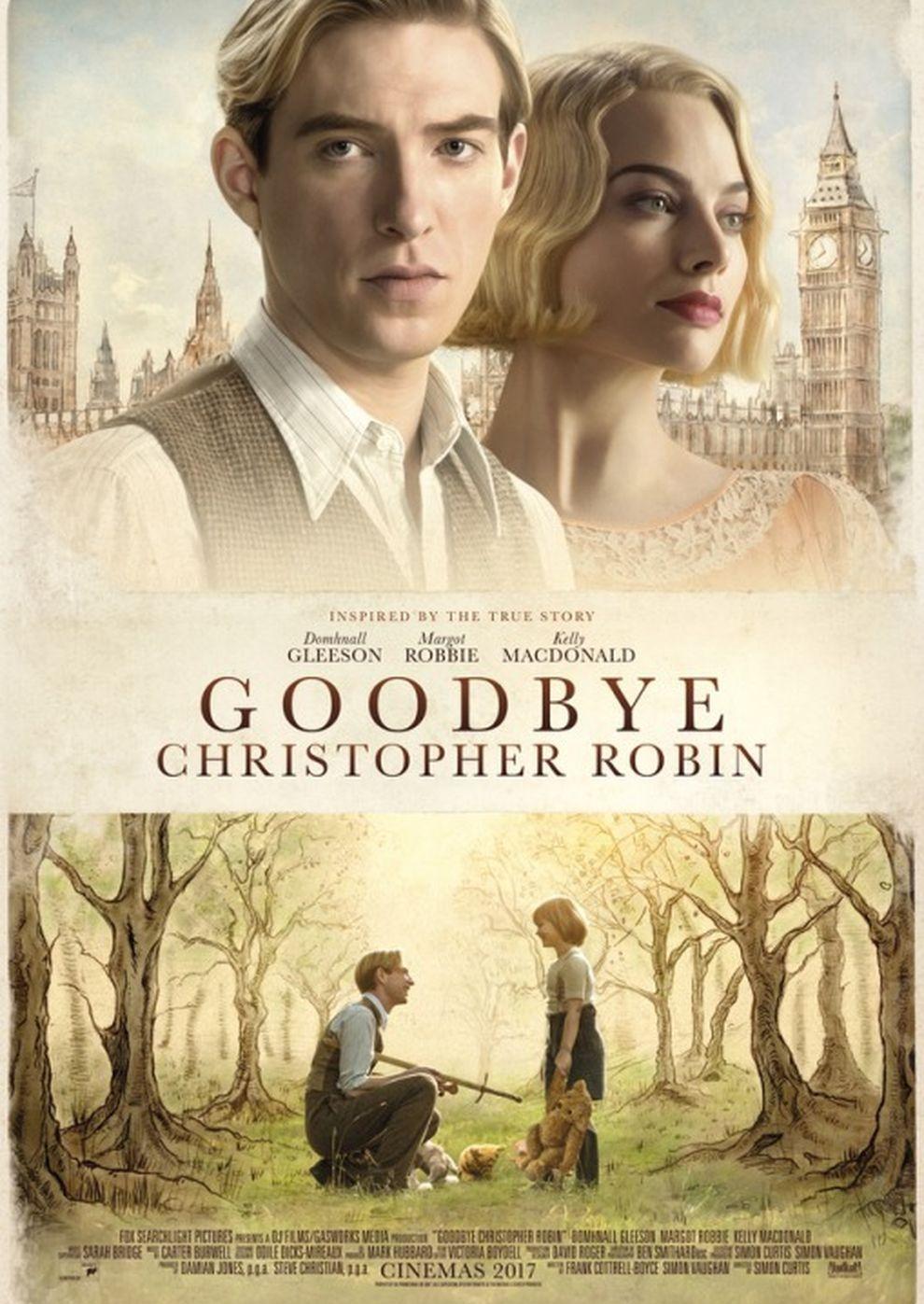 Goodbye Christopher Robin (Poster)
