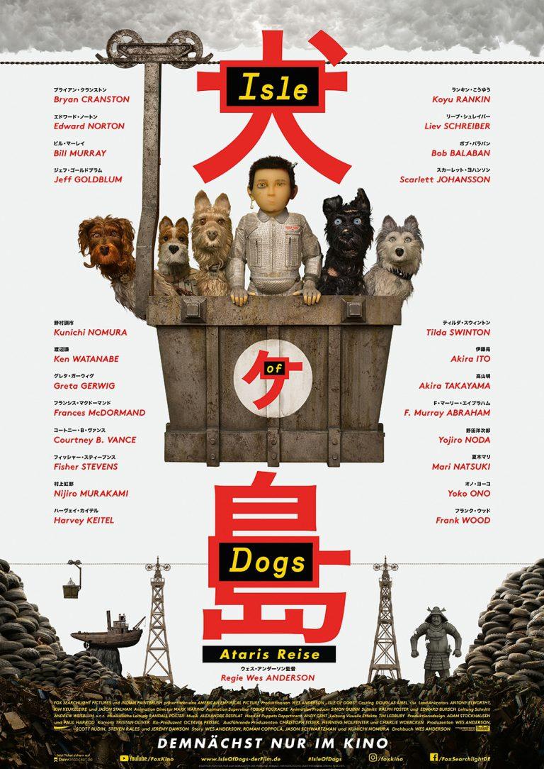 Isle of Dogs - Ataris Reise (Poster)