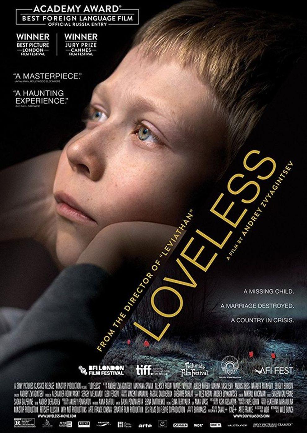 Loveless (Poster)