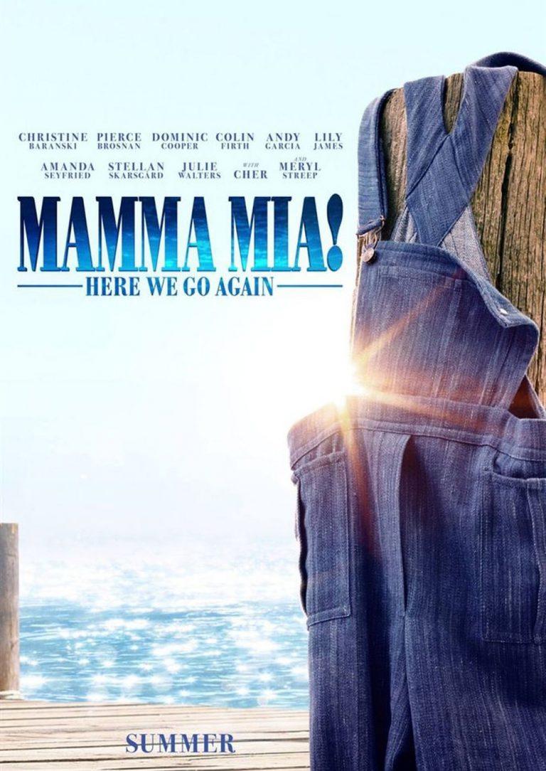 Mamma Mia: Here We Go Again! (Poster)