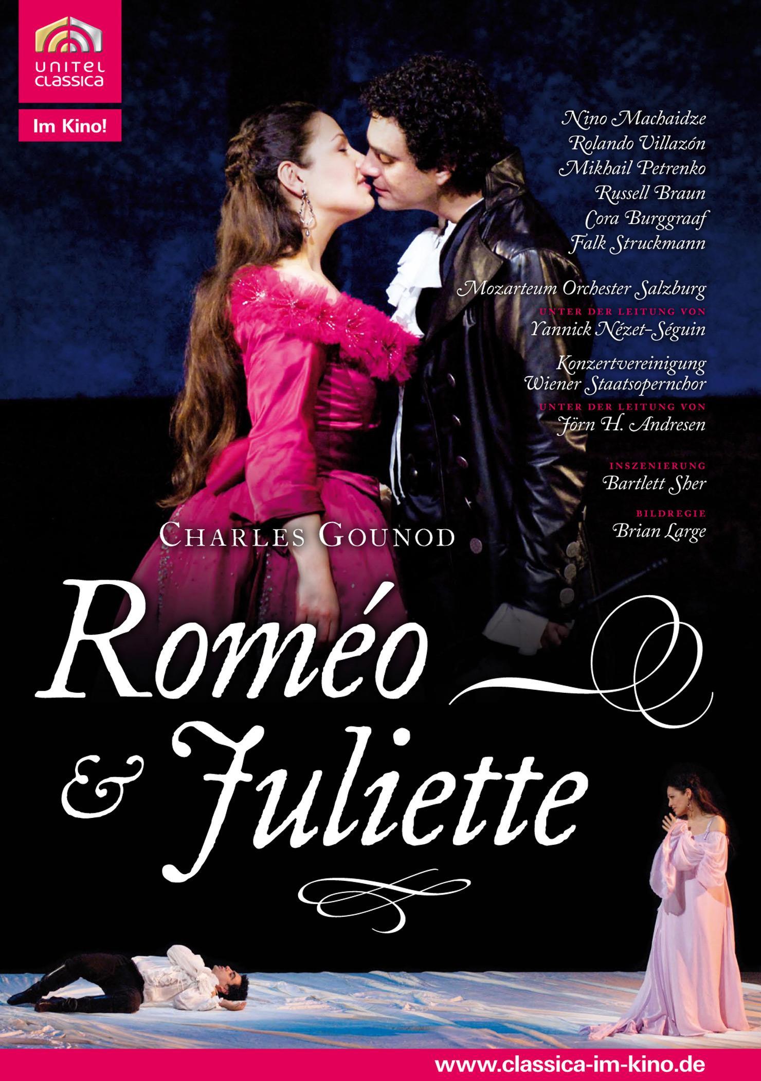Roméo et Juliette (Poster)