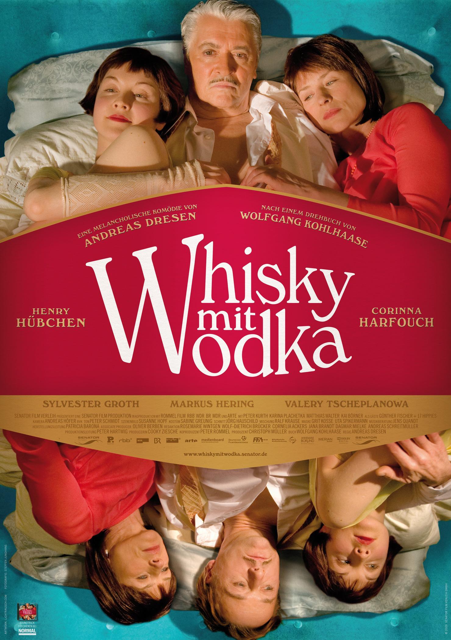 Whisky mit Wodka (Poster)