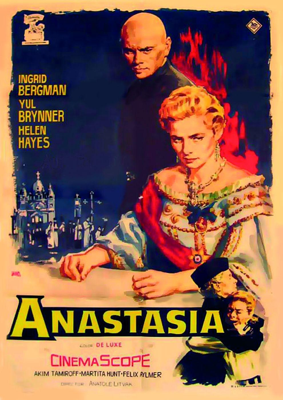 Anastasia (Poster)