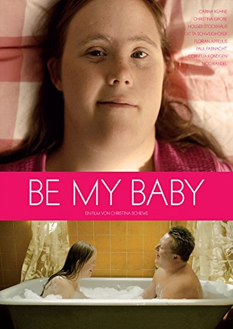Be My Baby (Poster)