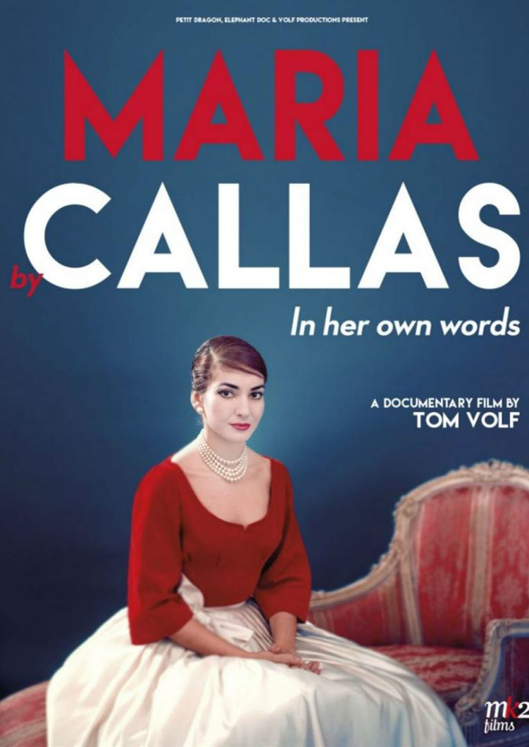 Maria by Callas (Poster)