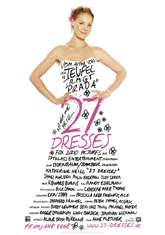 27 Dresses (Poster)