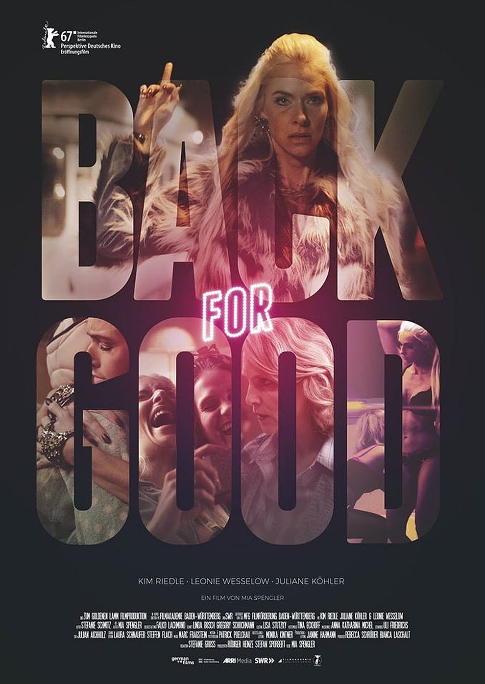 Back for Good (Poster)
