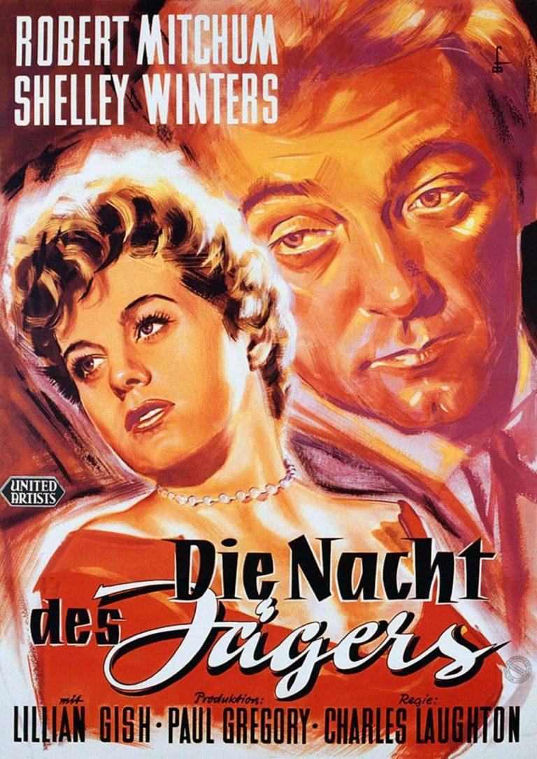 Die Nacht des Jägers (Poster)