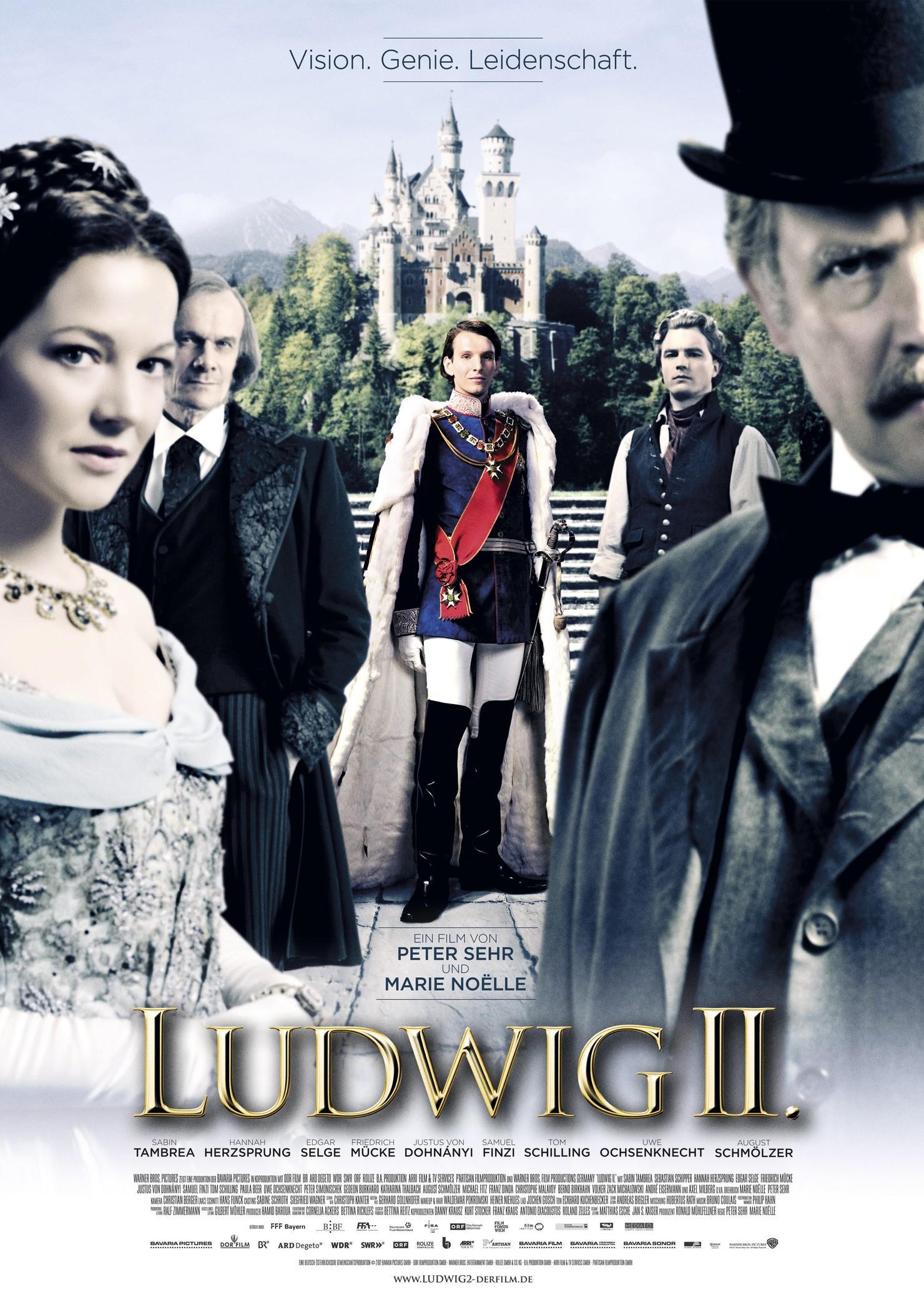 Ludwig II. (Poster)