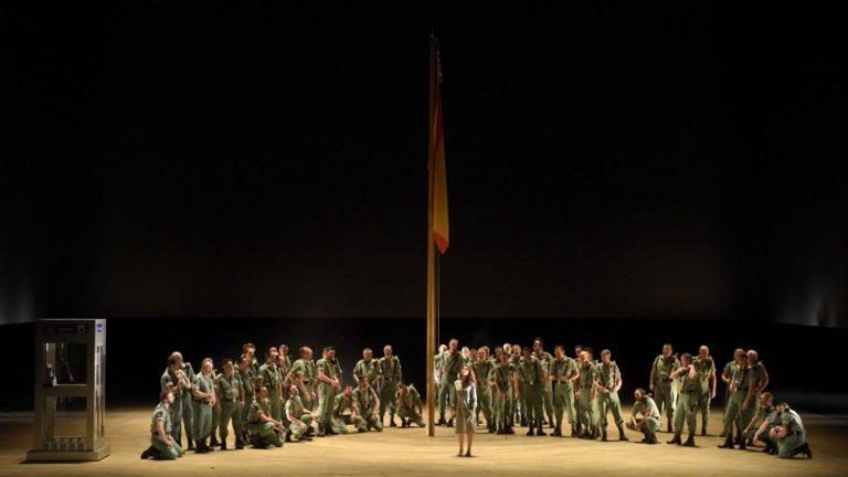 Opéra national de Paris 2018/19: Carmen (Bizet) (Filmbild 4)
