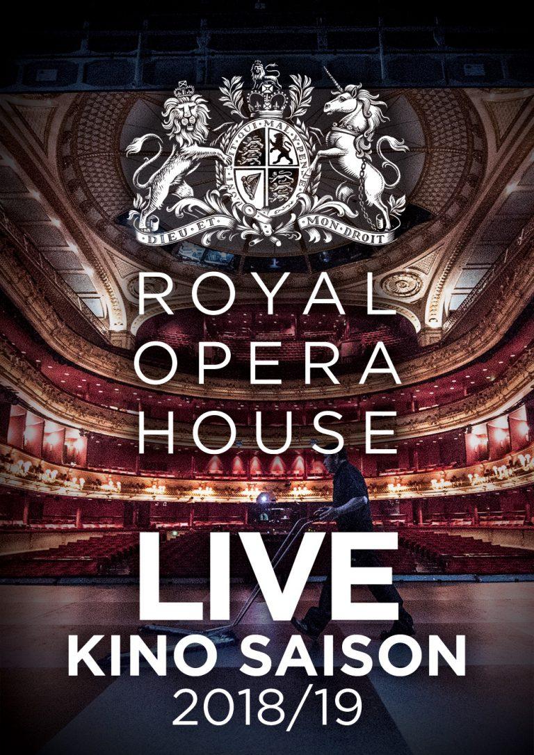 Royal Opera House 2018/19: La Bayadère (Poster)