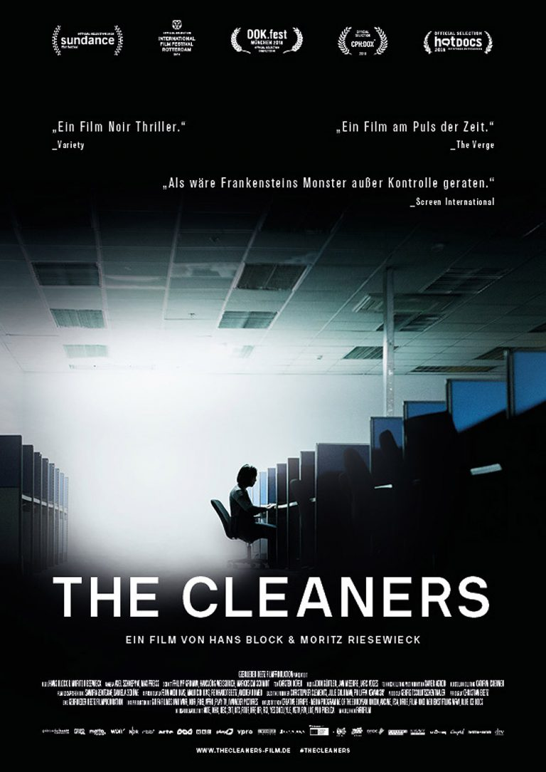 The Cleaners (Poster)