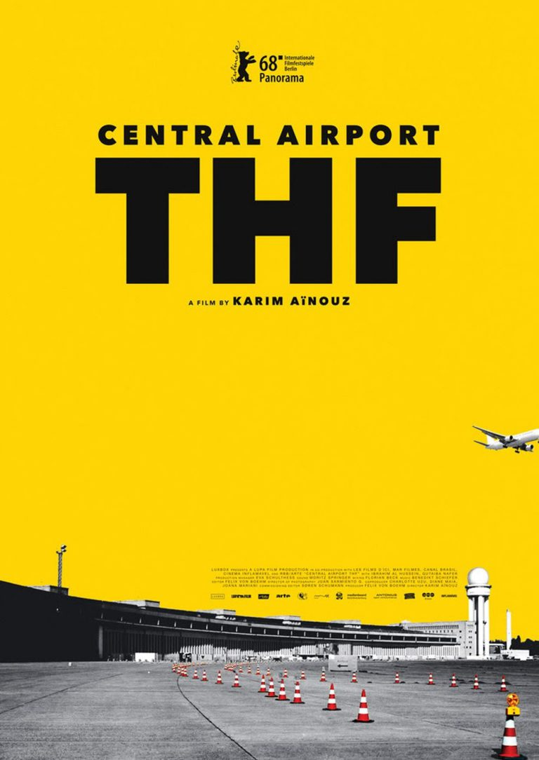 Zentralflughafen THF (Poster)