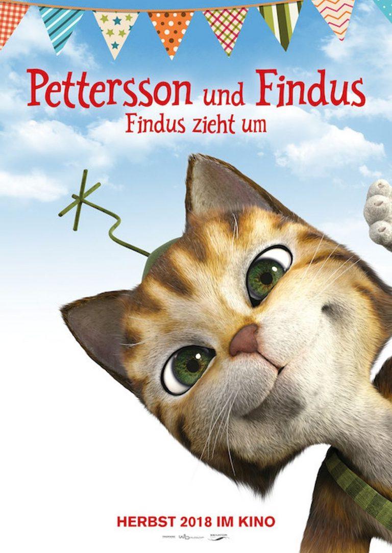Pettersson & Findus: Findus zieht um (Poster)