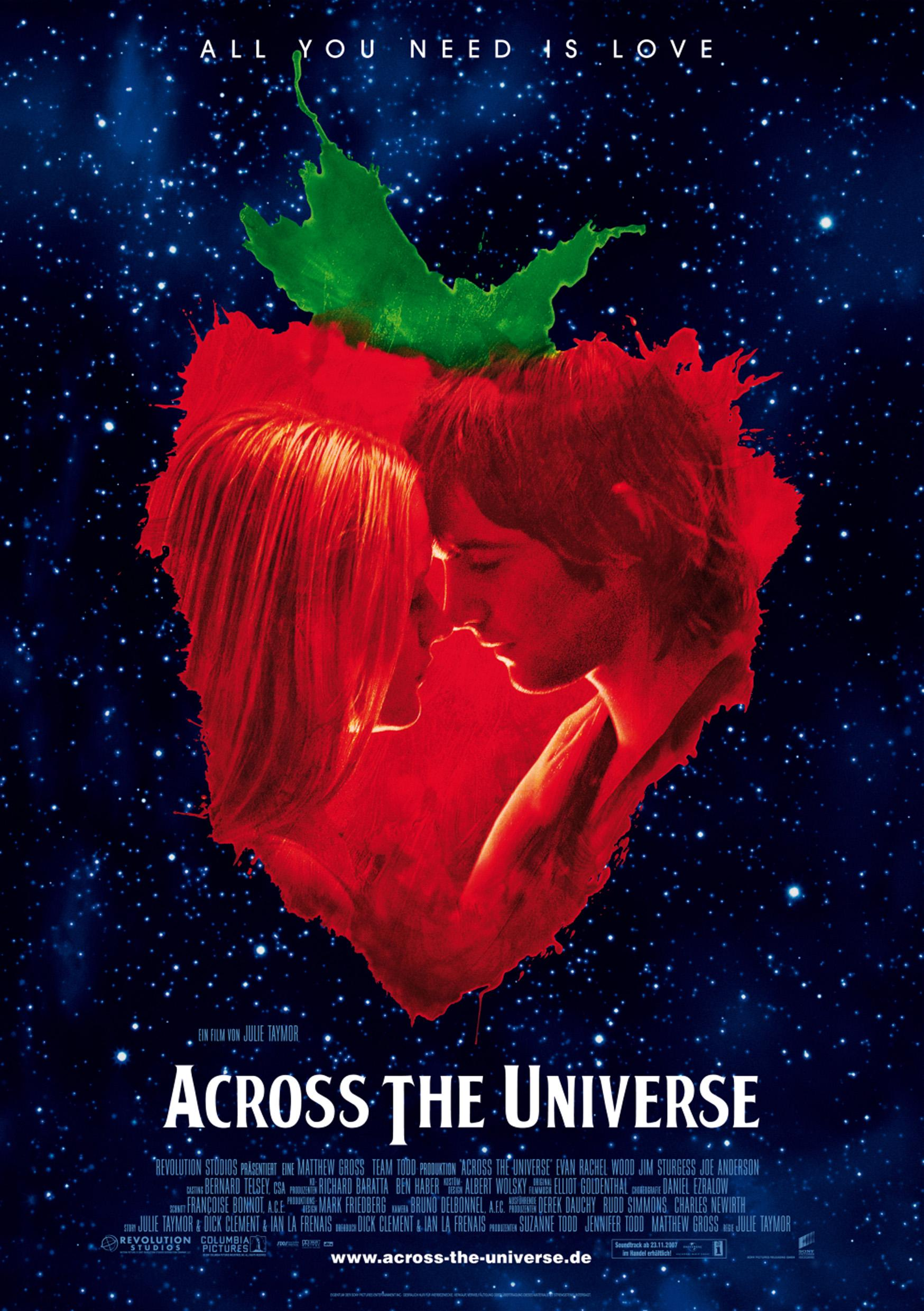 Across the Universe (Poster)
