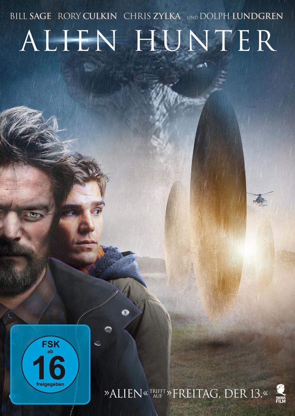 Alien Hunter (Poster)