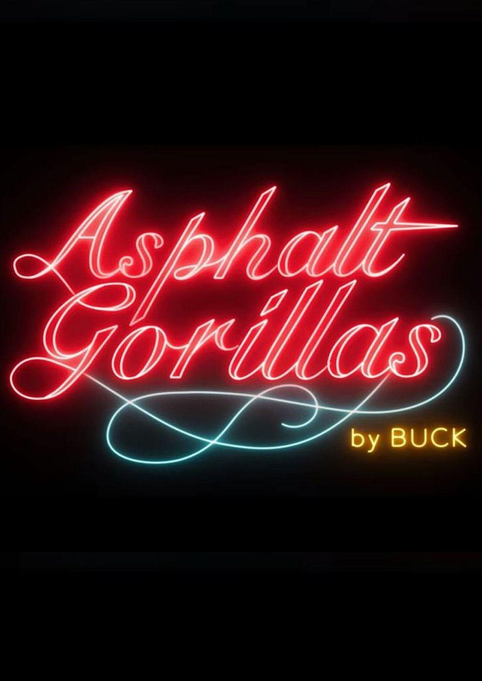 Asphaltgorillas (Poster)
