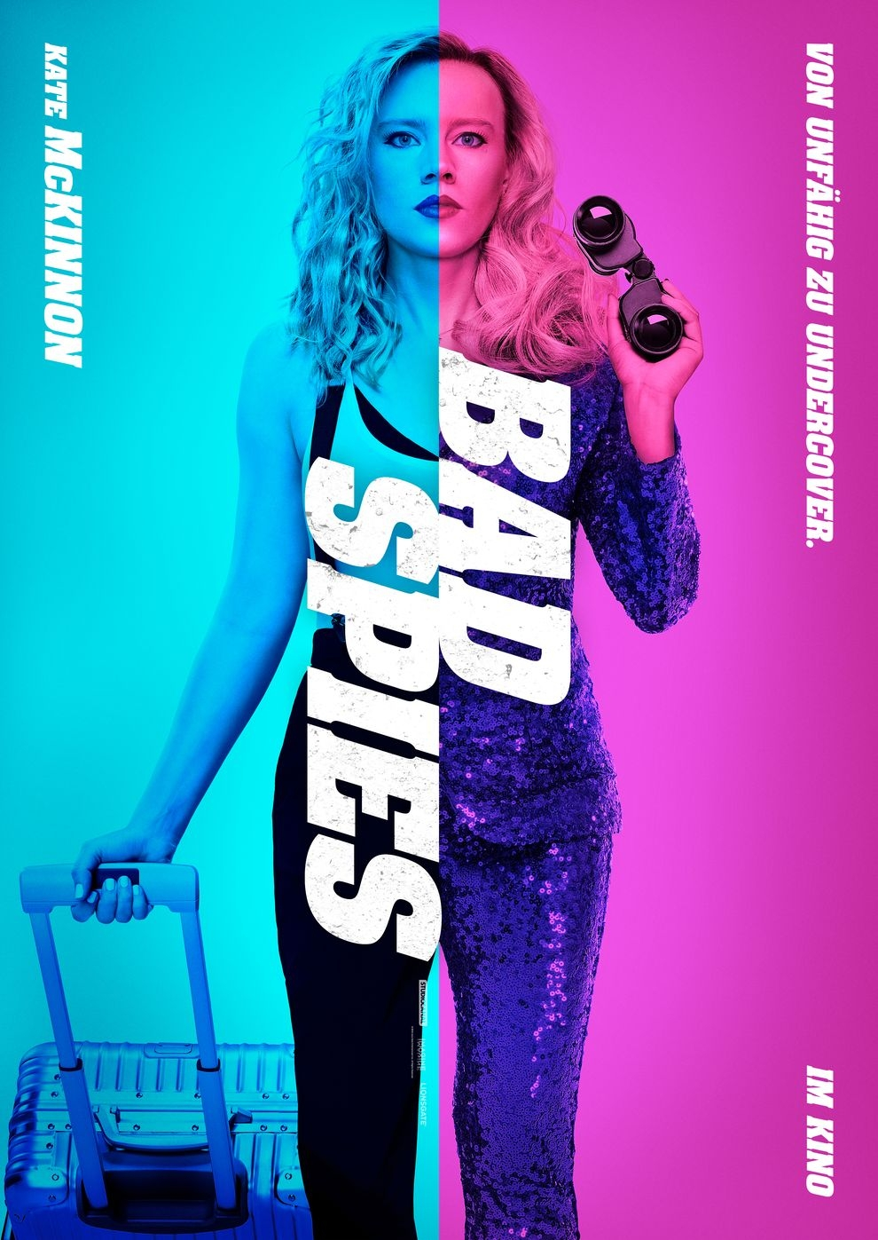 Bad Spies (Poster)