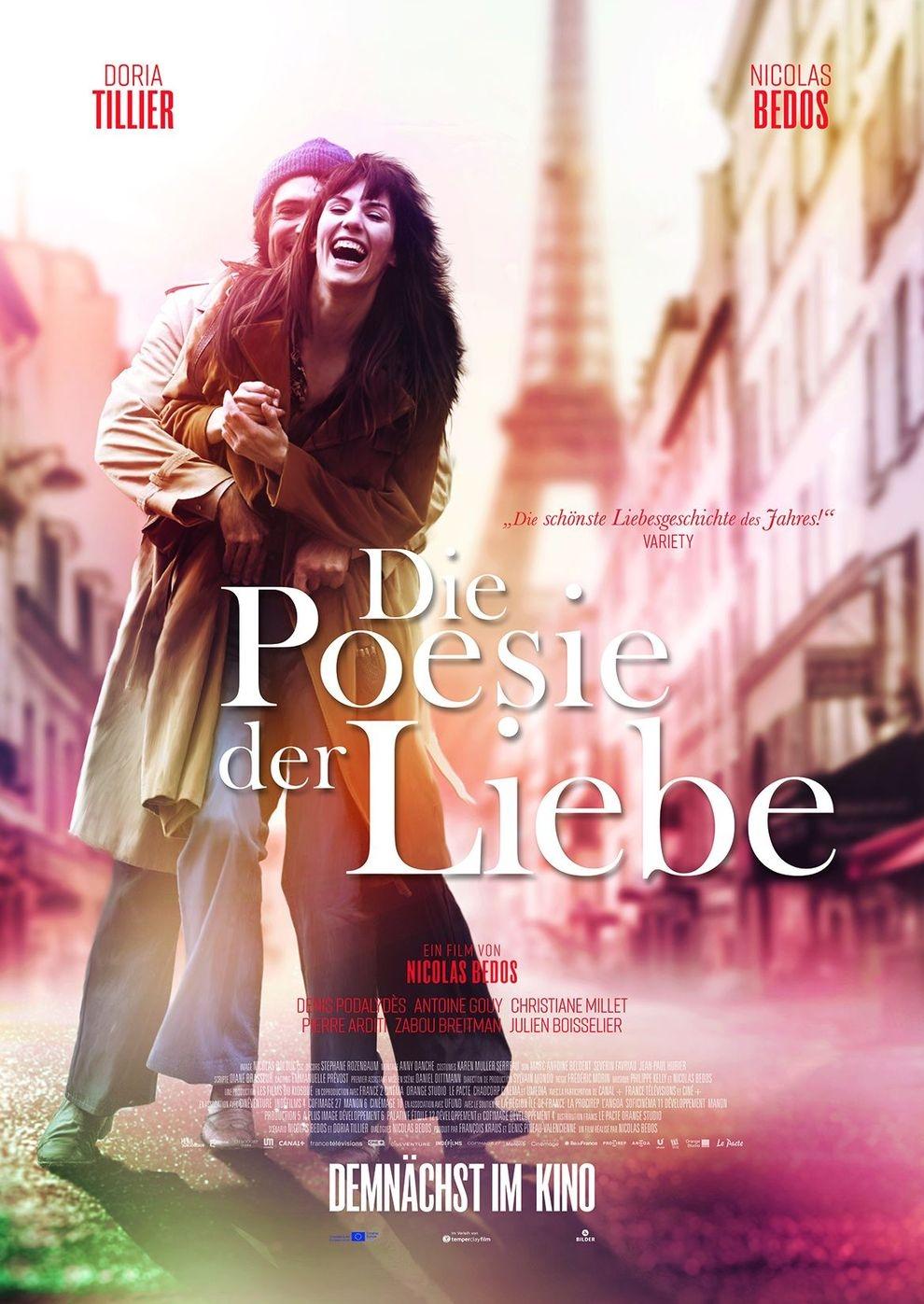 Die Poesie der Liebe (Poster)