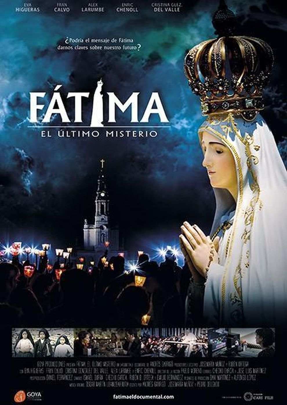 Fatima, The Ultimate Mystery (Poster)
