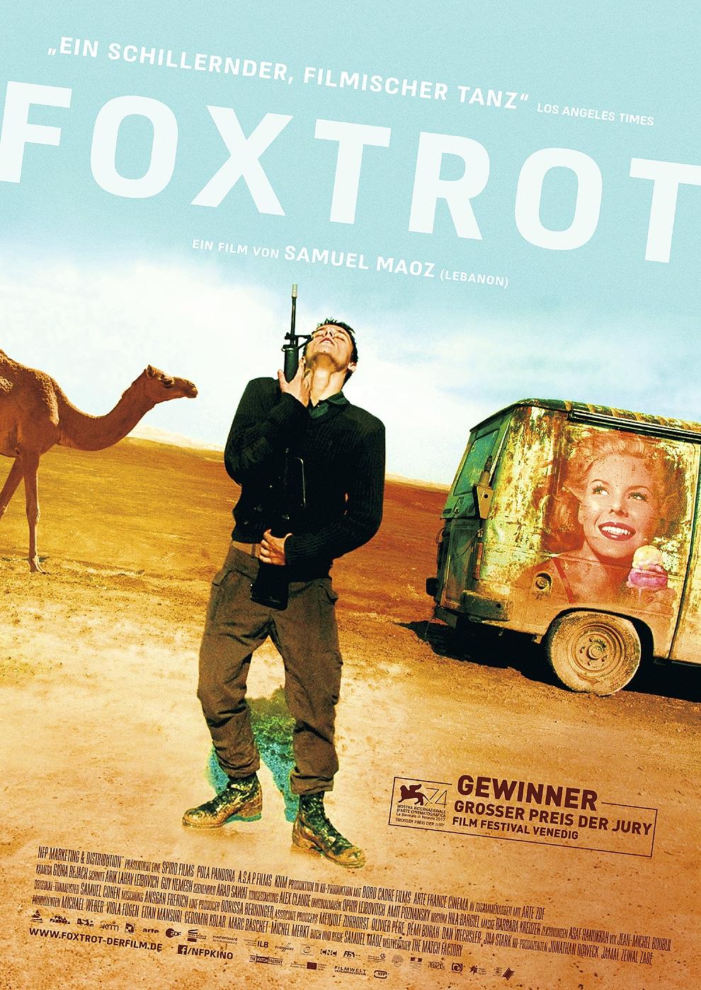 Foxtrot (Poster)