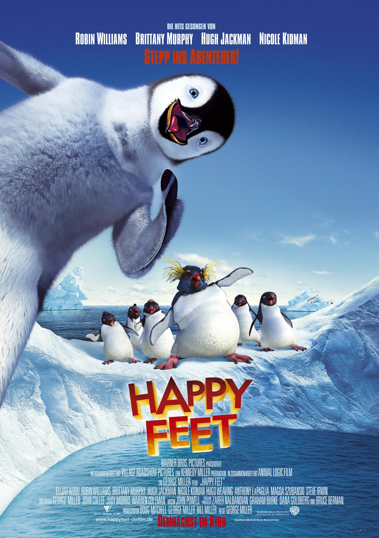 Happy Feet (Poster)