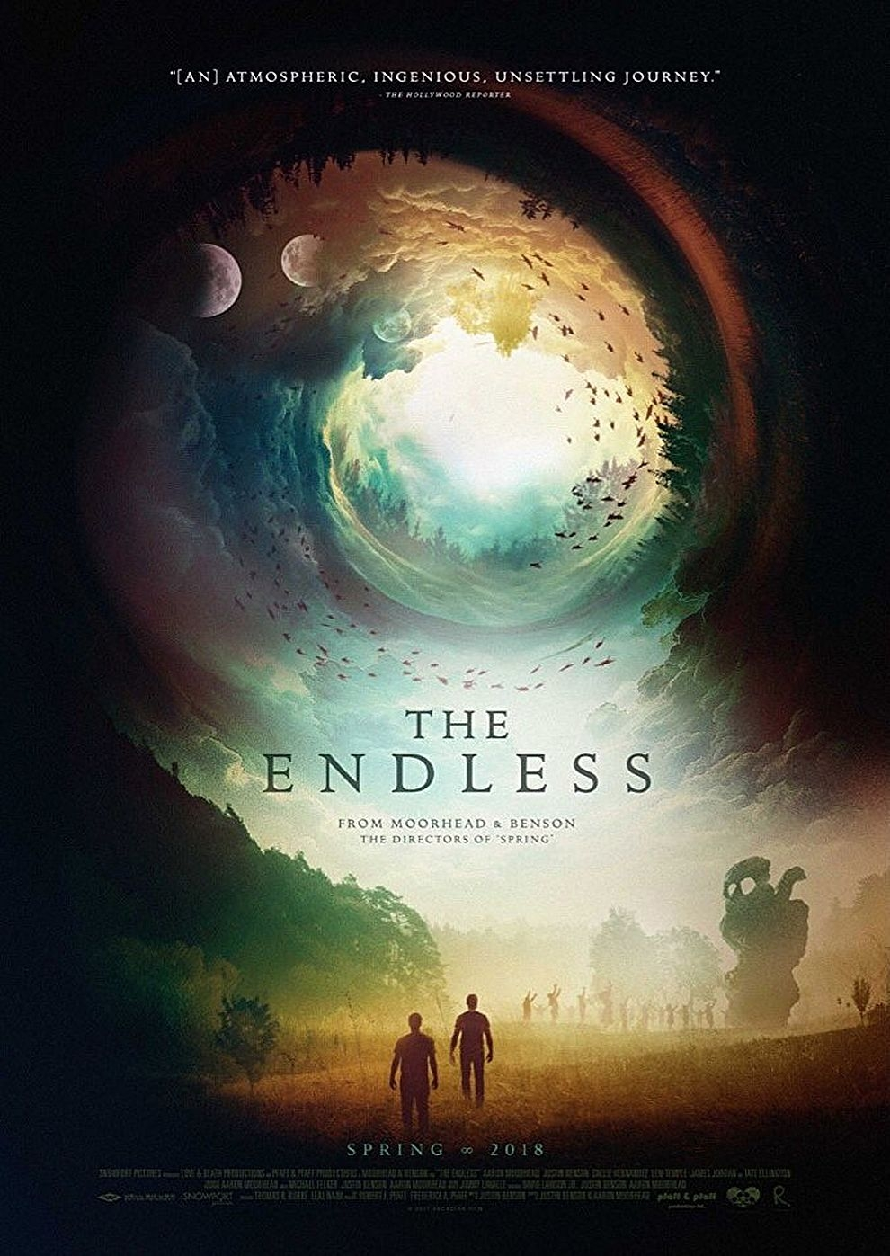 The Endless (Poster)