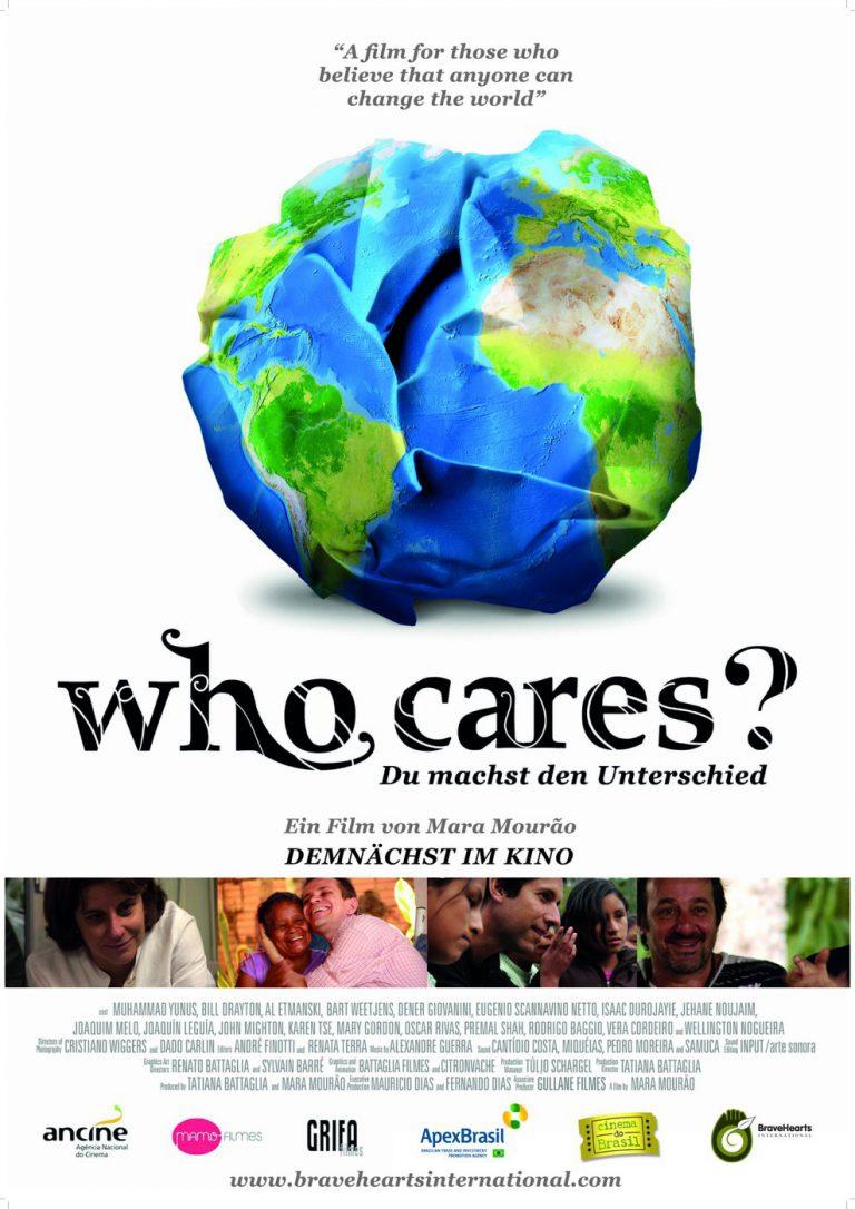 Who cares? - Du machst den Unterschied (Poster)