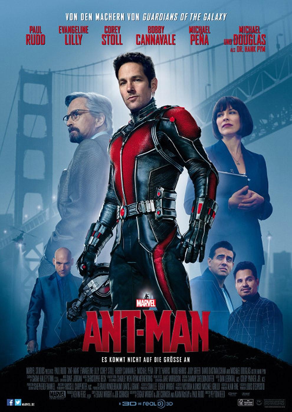 Ant-Man (Poster)
