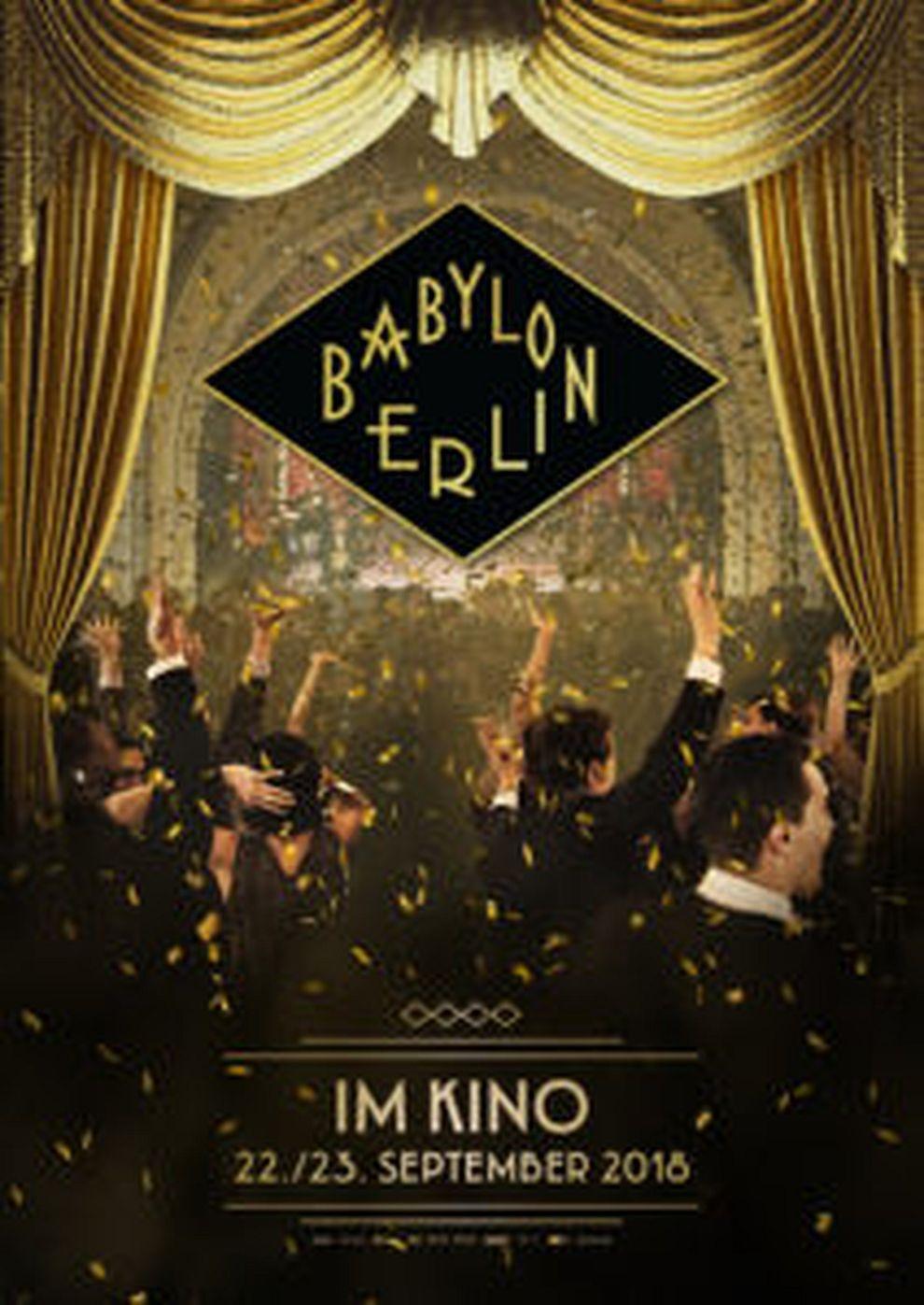 Babylon Berlin - Staffel 2 (Poster)