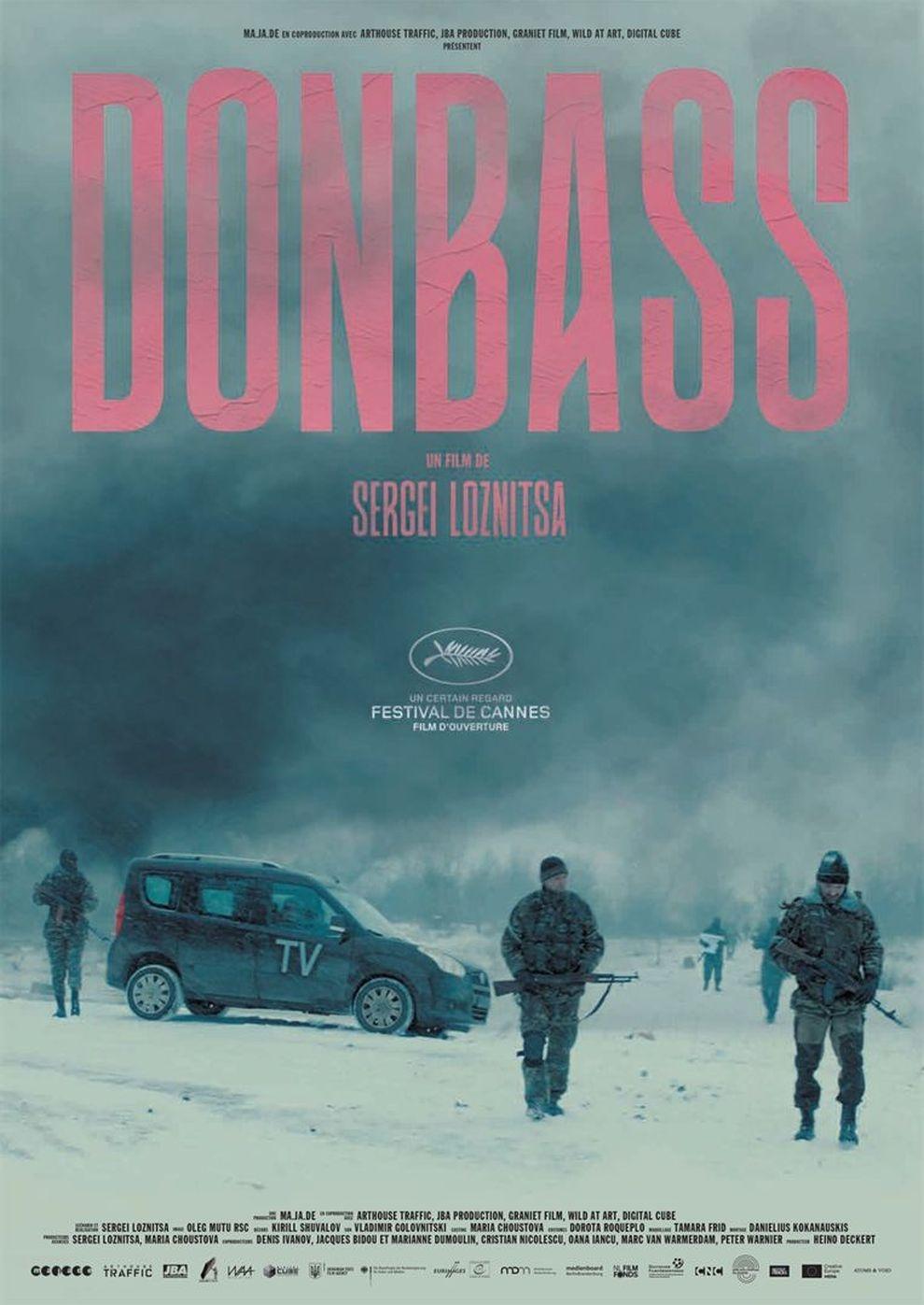 Donbass (Poster)
