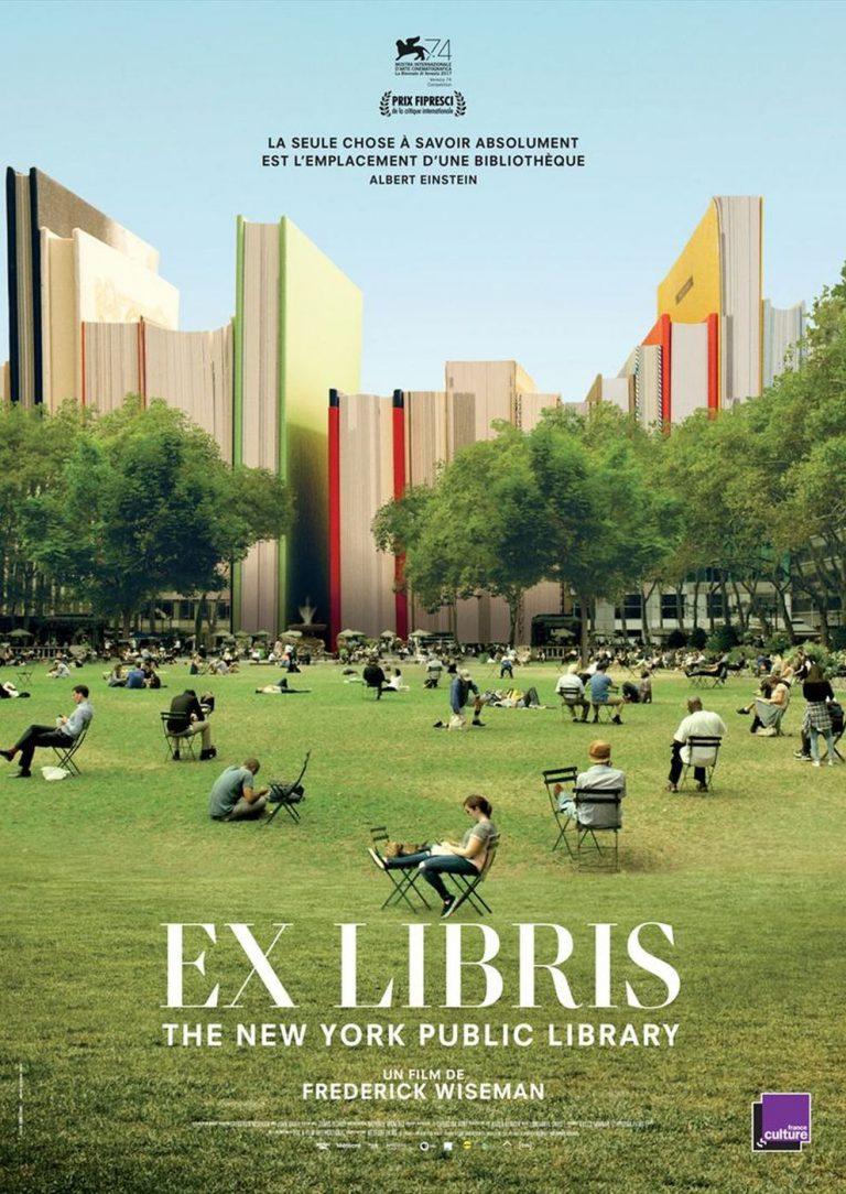 Ex Libris: Die Public Library von New York (Poster)