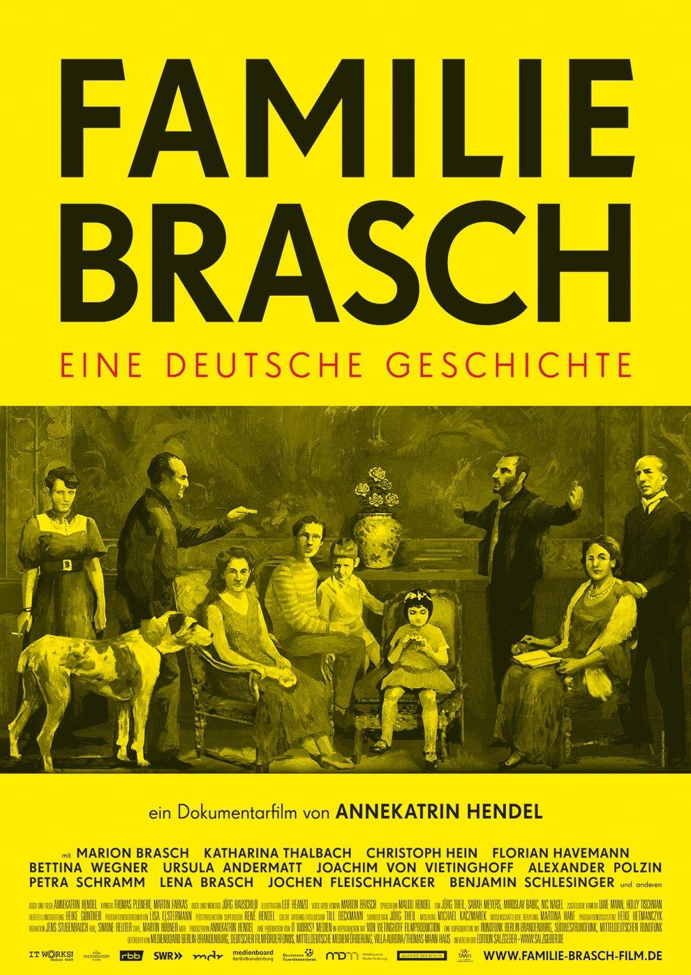 Familie Brasch (Poster)