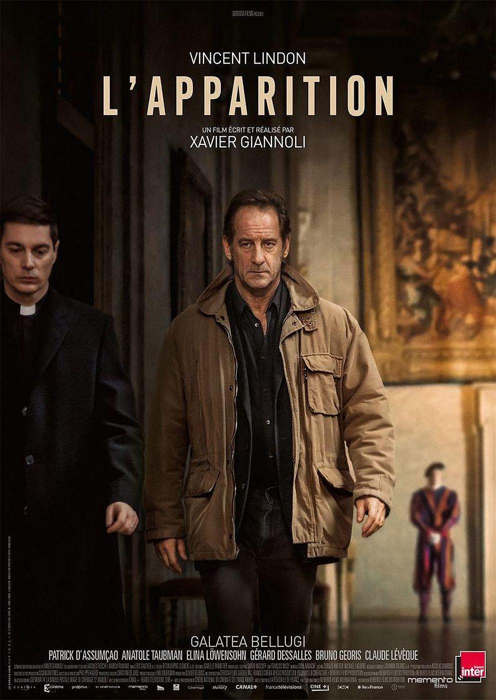 L'Apparition - Die Erscheinung (Poster)