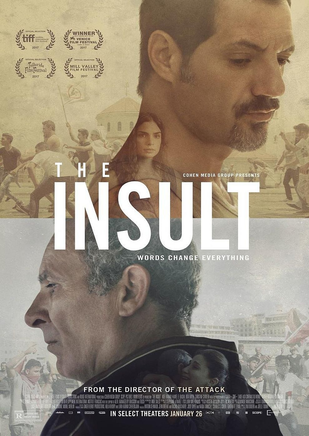 The Insult (Poster)