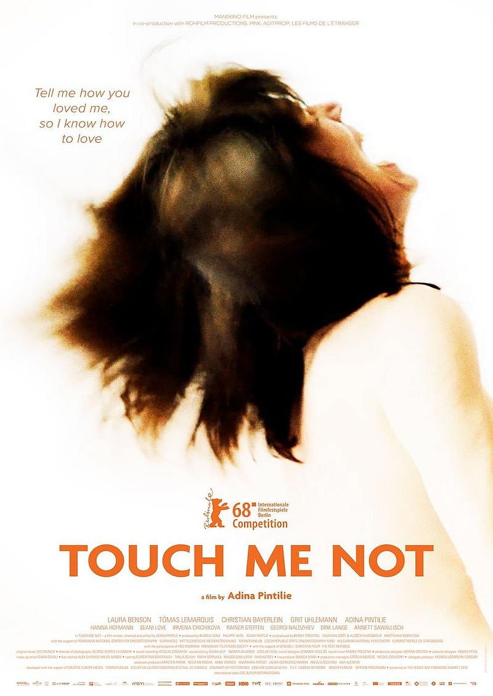 Touch Me Not (Poster)
