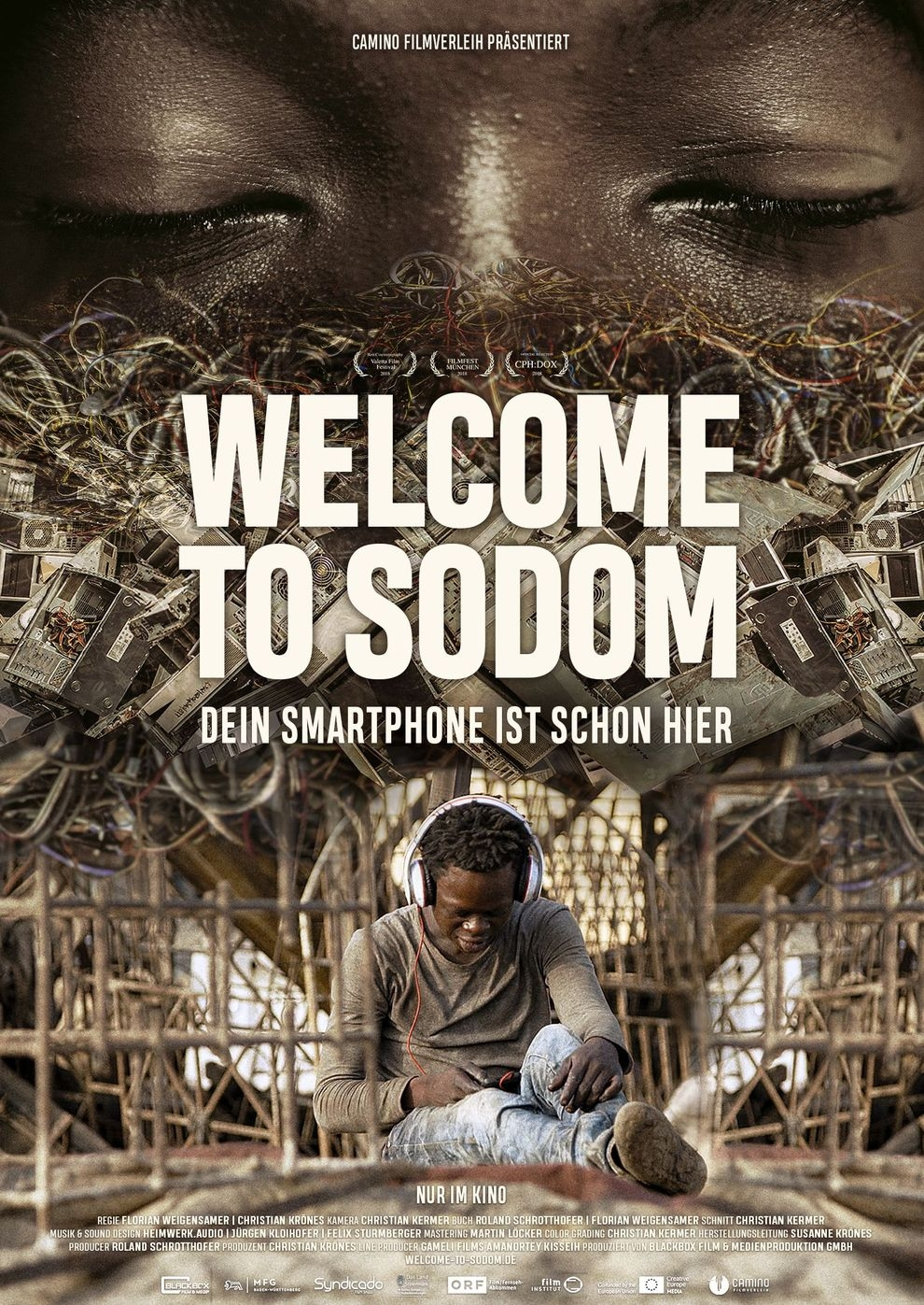 Welcome to Sodom (Poster)