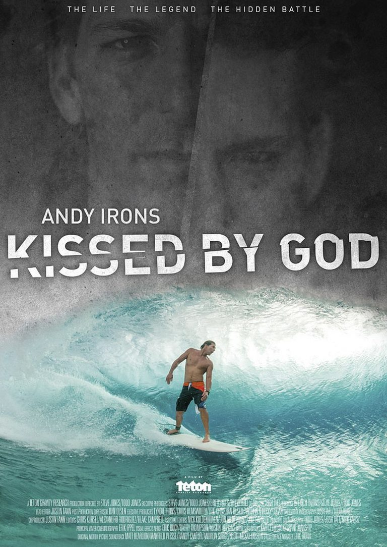 Andy Irons: Kissed by God (Poster)