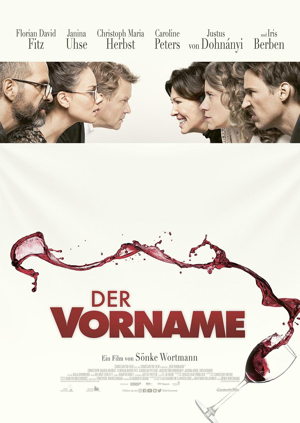 Der Vorname (2018) (Poster)