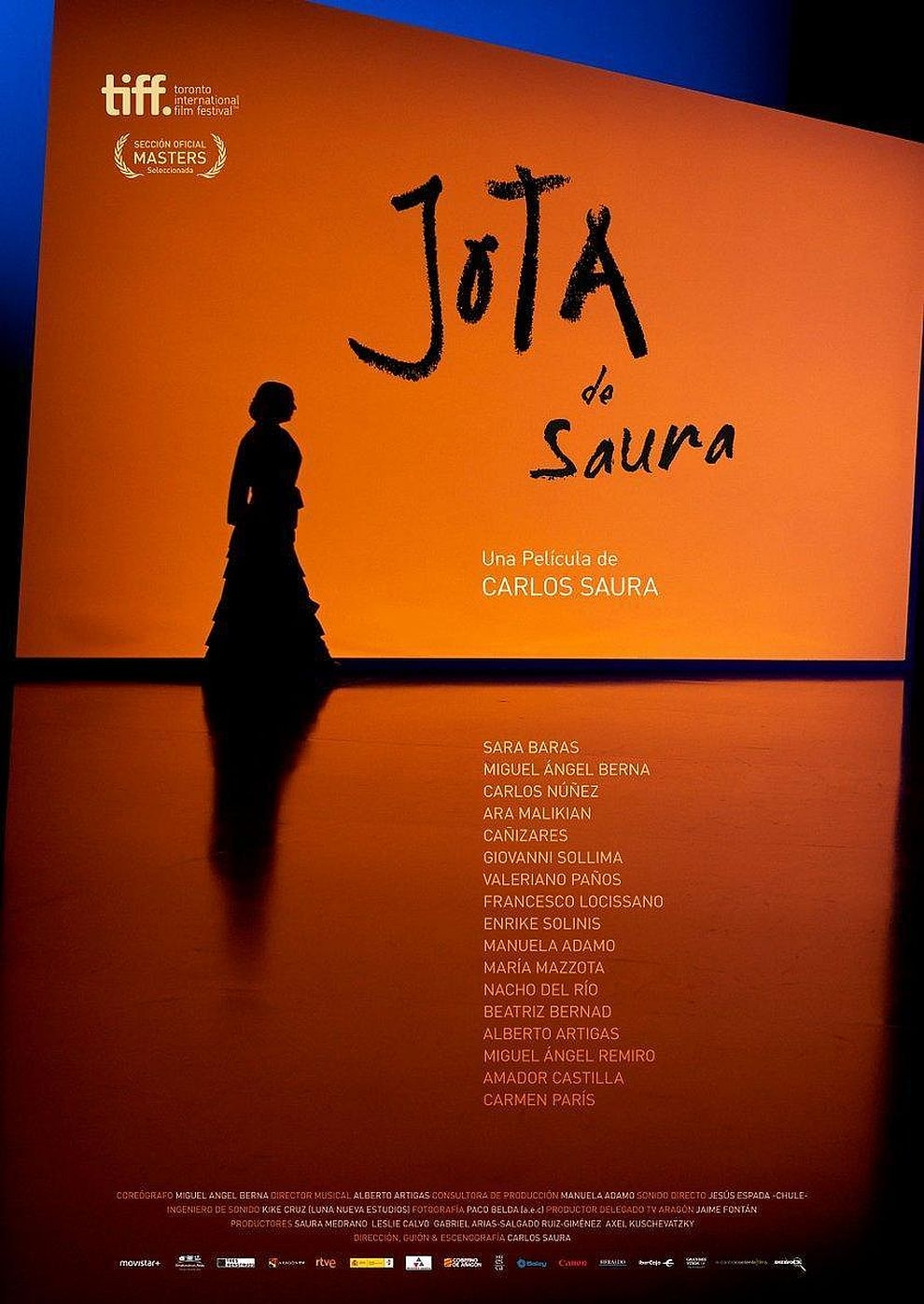 Jota - Ein spanischer Tanz (Poster)